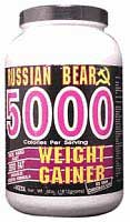 Russian Bear 5000 Powder