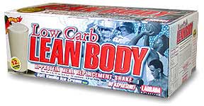 Low Carb Lean Body