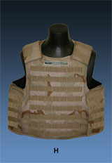 Pinnacle Body Armor Dragon Skin It failed army testing in 2006 and is considered level iii body armor by nij standards. nicemuscle com